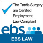 The Tardis Surgery are certified employment law compliant