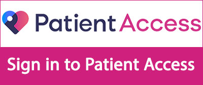 Sign inn to Patient Access